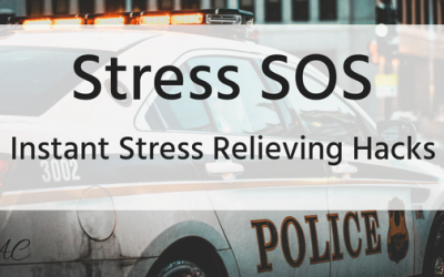 Stress SOS-Instant Stress Relieving Hacks