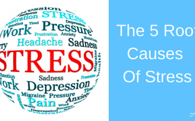 The 5 Root Causes Of Stress