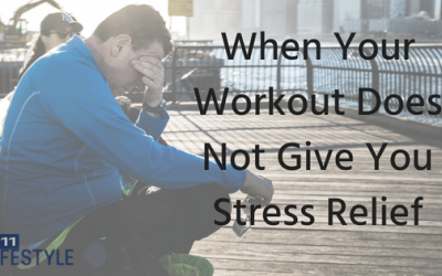 When Your Workout Does Not Give You Stress Relief