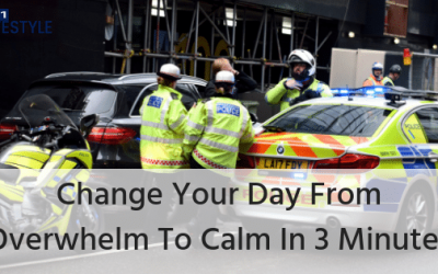 Change Your Day From Overwhelm To Calm In 3 Minutes