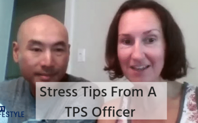 Stress Tips From A TPS Officer