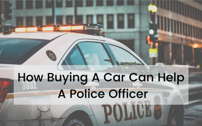How Buying A Car Can Help A Police Officer