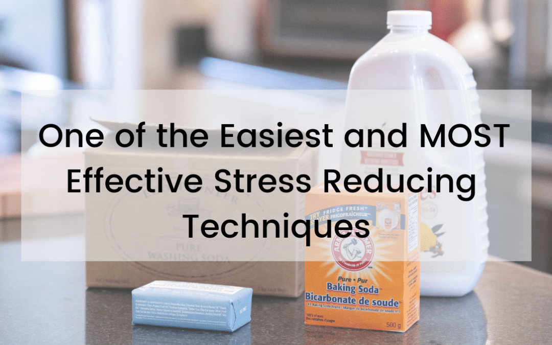 One of the Easiest and MOST Effective Stress Reducing Techniques