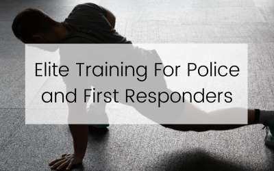 Elite Training For Police and First Responders