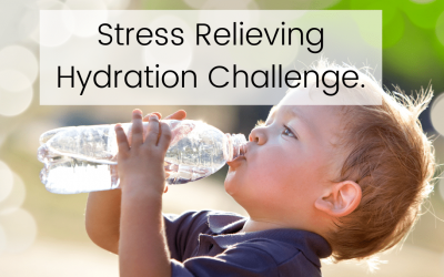 Stress Relieving Hydration Challenge