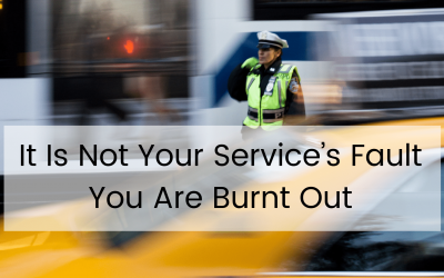 It Is Not Your Service's Fault You Are Burnt Out