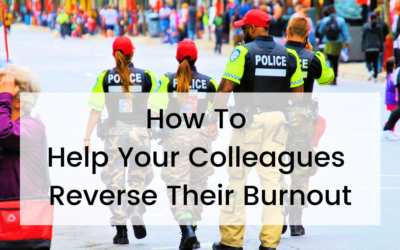 How To Help Your Colleagues Reverse Their Burnout