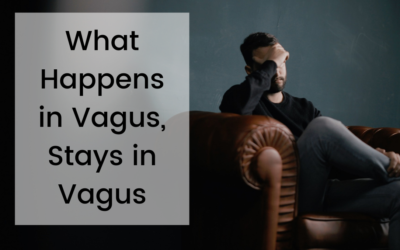 What Happens in Vagus, Stays in Vagus