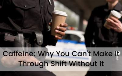 Caffeine: Why You Can't Make It Through Shift Without It
